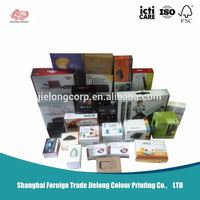 40 years to produce high quality customized color paper digital products packaging