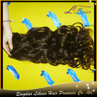 hot sale high quality 100% human hair loose wave hair weaving in bangkok