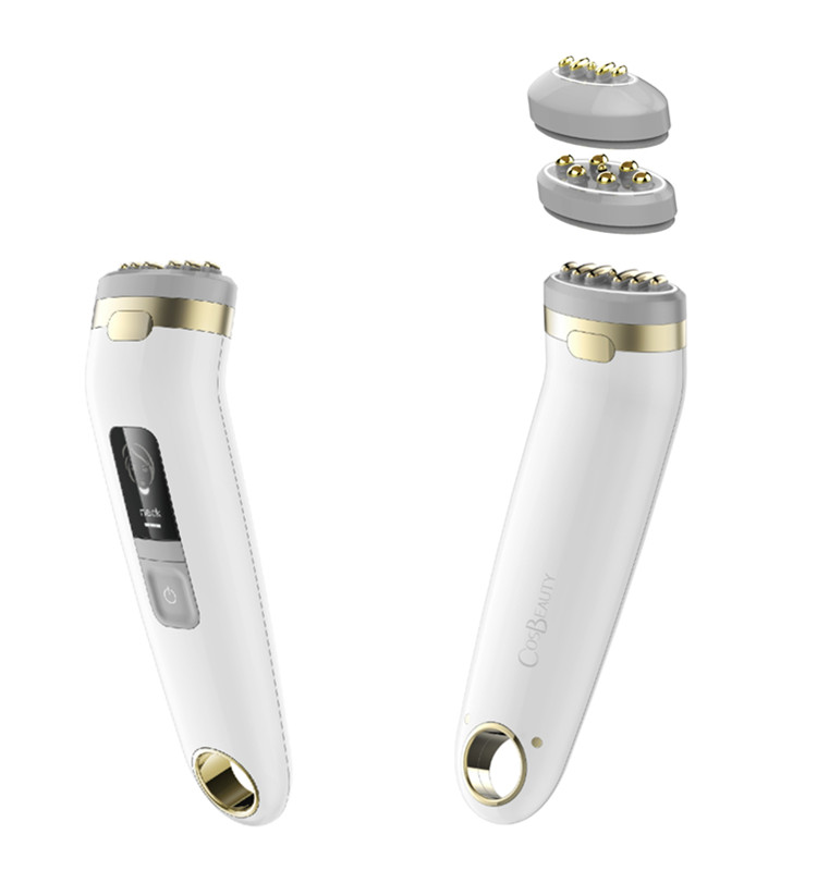 CosBeauty newest Radio frequency rf face lifting device for eye care skin tightening