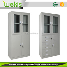 stainless steel office filing cabinet/cupboard display furniture top selling product
