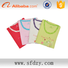 Alibaba Website Good quality popular children knitted trendy sleepwear