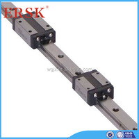 Sample available positioning guideway pmi linear guide rail core drilling machine