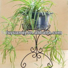 metal graden decorative pot stand for flower