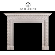 Top quality best price victorian marble fireplace