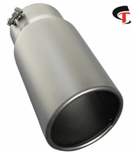 Low Price,High Quality Automobile Performance Exhaust Stack /Exhaust Mulffler TipST406012RSL