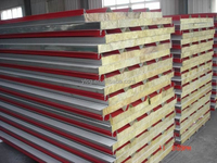 corrugated aluminum roof insulated metal panels