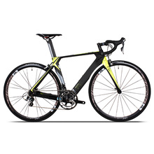 2017 New model 700C complete carbon fiber road racing bike bicycle