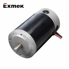 General model 60v 2.47n.m 4700rpm low speed high torque dc brush motor