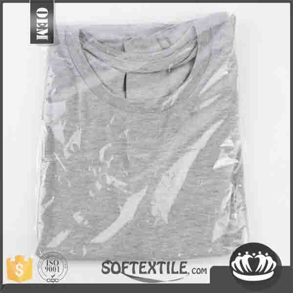 softextile Round-neck collar,with eco-friendly dyeing,impressive, exquisitely crafted 3/4 sleeve t shirt manufacturer China