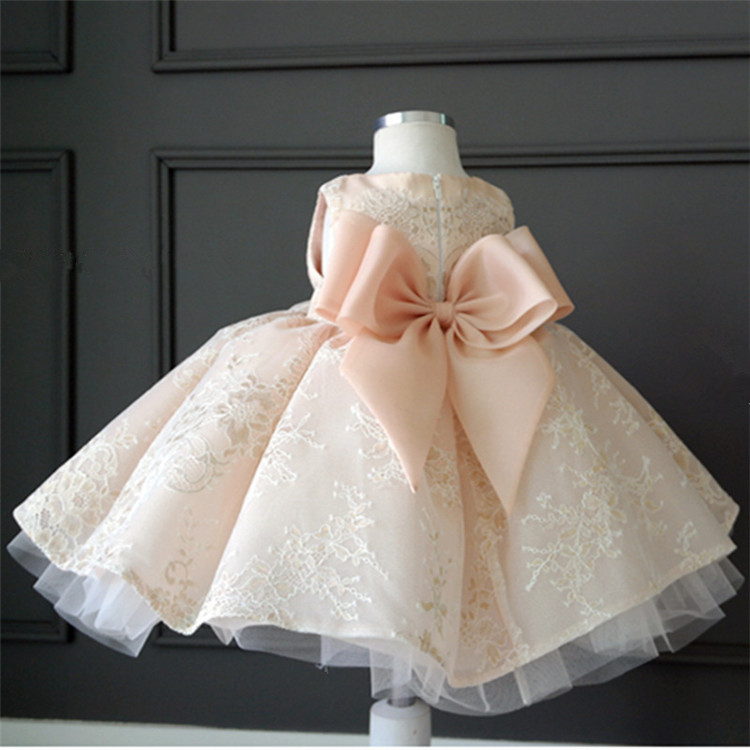 Fancy Girls Wedding Party Dress Latest Design Baby Girl Party Dress Children Frocks Designs