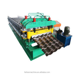 South Africa Roofing Tile Roofing Machine