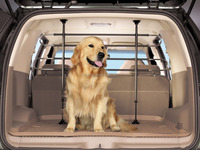 Mini-van or SUV Portabel and Adjustable Dog Barrier