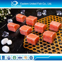 alibaba gold supplier fresh frozen chum salmon