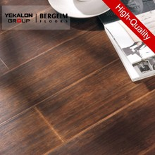 Bergeim Floors Decorative Flooring 100% Real Bamboo Flooring Price
