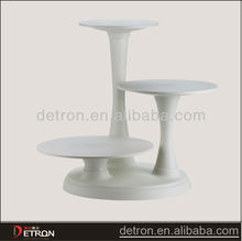 New design flower clear acrylic display stand