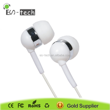 2011 Hot In Ear Earphone Earbuds