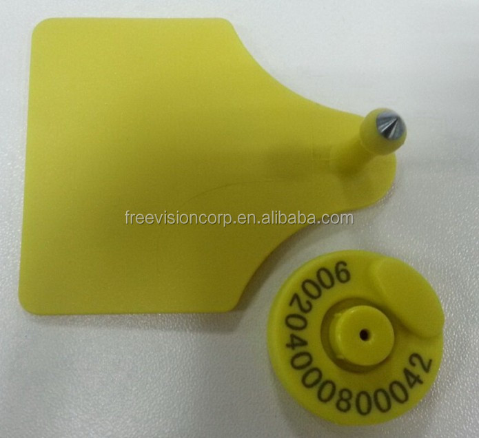 rfid animal ear tag for goats