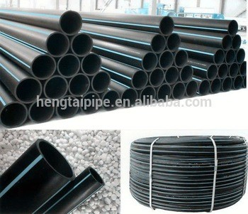 Customized Quality High density polyethylene pipe and fittings