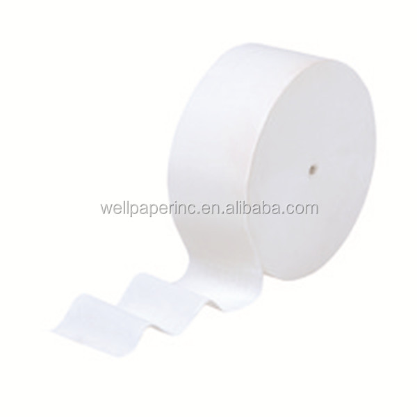 Made in China 2 ply white Jumbo Roll Tissue
