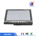 Delong 7 inch USB 4 wire resistive touchscreen monitore with 800x480 FW619AHT