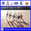 9GLW-4 hay raker about wheel rake parts