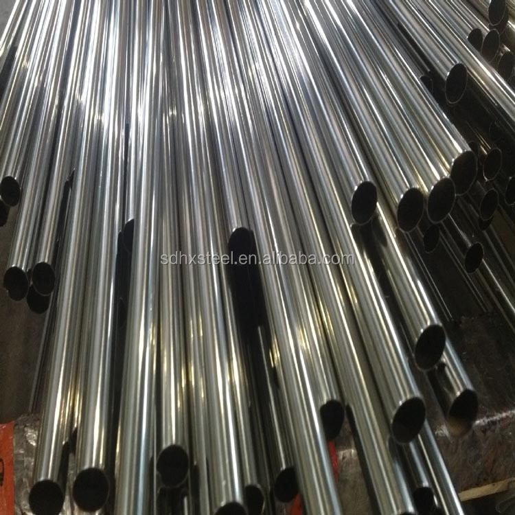 high quality decorative and industrial use sus stainless steel 304 pipe tube