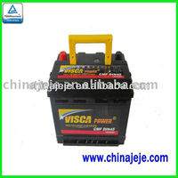 Maintenance Free Car Battery 12V45AH VISCA
