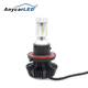 Anycar 7HL/7G PHI-ZES Fanless Waterproof H13 Auto CAR LED Headlight