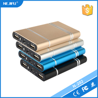 Portable Charger External Battery New Mobile PowerBank 8000mah
