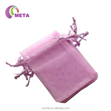 High Quality Organza Pouches With Logo