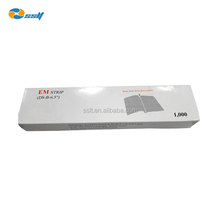 Double-sided Deactivable Library EAS EM Magnetic Security Strips for Book