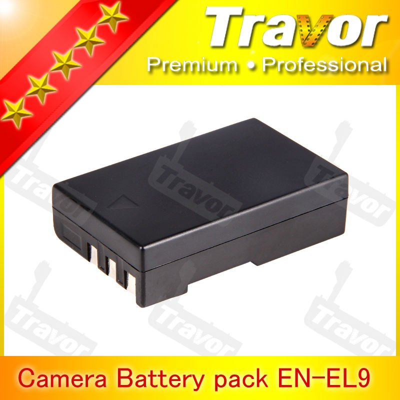 Replacement Digital Camera Battery Pack for Nikon EN-EL9