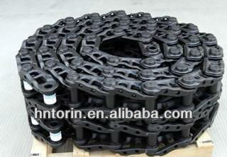 EX120 undercarriage parts, EX120 track link assy, EX120 track chain