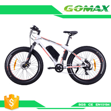 Downhill Mtb Electric Bike No Foldable Bycicle With Pedals