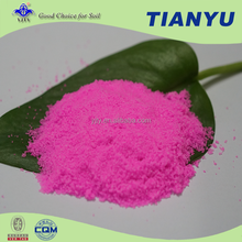 China 100% water soluble npk sulfur based for soil with CE certificates