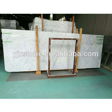 Big slab stone form and marble type calacatta white marble slabs