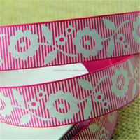 Quality useful printed ribbon tie gift bags