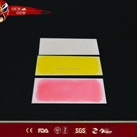 China price pain relief plaster cool gel pack fever reducing cooling gel patch