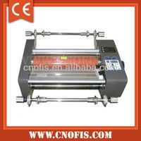 OFIS FM 380 cold and hot laminating machine