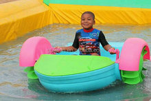 mobile water park new paddler boat