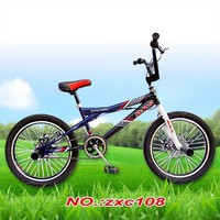 20 inch steel Frame BMX Bike/ bicicleta/ dirt jump bmx bike