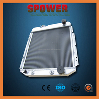 2015 hot selling radiators aluminium radiators autoparts