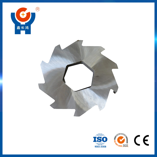 plastic/metal/rubber cutting grinder blades for motor