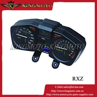 XQ three wheel Motorcycle digital speedometers