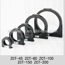 ZCT Zero sequence current transformer for Electric fire monitoring