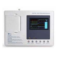 Hot Selling Hospital Cheap 3 Channel Portable ECG Machine Price