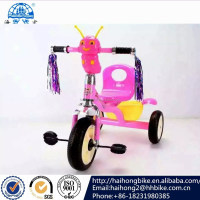 cute kids baby three wheel tricycle/High Quality Wholesale Plastic Baby/kid/children Tricycle With Fashionable Model