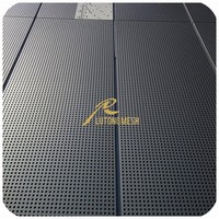High quality Perforated Metal Panels