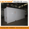 20ft used reefer container