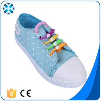 Cheapest Silicone Shoe Laces 2017 Accessories full colors
